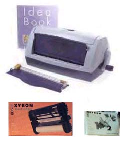 Educational Supply, Xyron, Paper punch, craft rubber stamp, seals, supplies, scrapbook supply and discount office supply